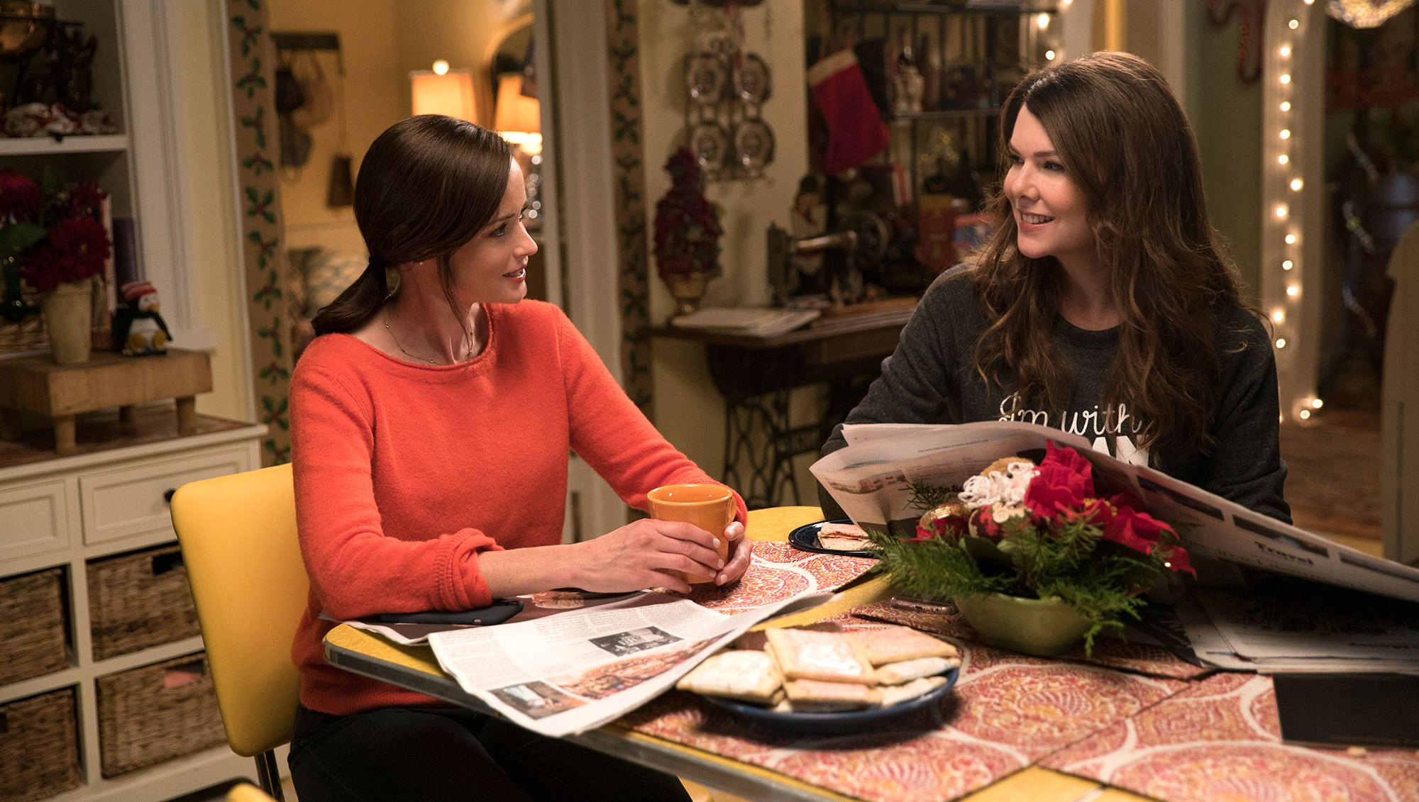 Lorelai Gilmore's Best Moments