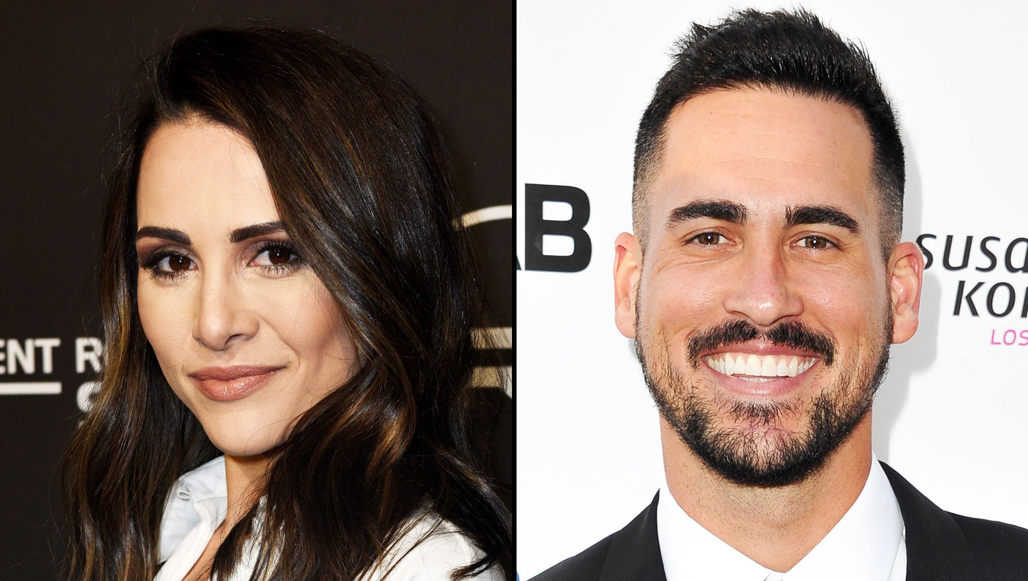 Andi Dorfman Refers to Josh Murray's 'Devil Emoji' Photo During 'The Bachelor' Finale