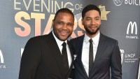 Anthony Anderson Hopes Empire's Jussie Smollett Wins the NAACP Award Following Alleged Attack