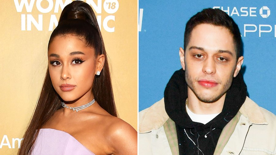 Ariana Grande Posts Cryptic Message About 'Letting Someone Go' Five Months After Pete Davidson Split