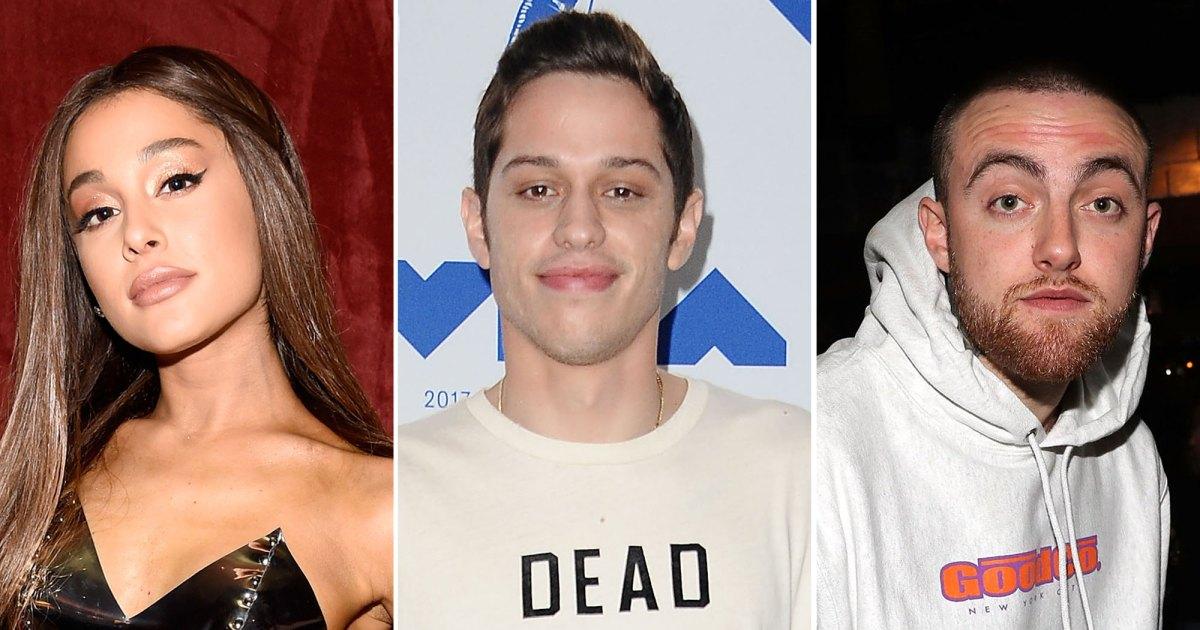 Ariana Grande Says She's 'Still Healing' After Pete Davidson Split, Mac Miller's Death
