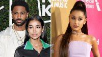 Big Sean, Jhene Aiko Split Ahead of Hangout With Ariana Grande
