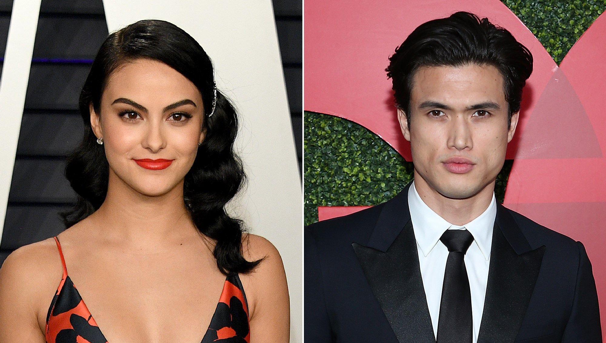 Camila Mendes Doesn't Feel Comfortable Talking About Her Relationship With Charles Melton