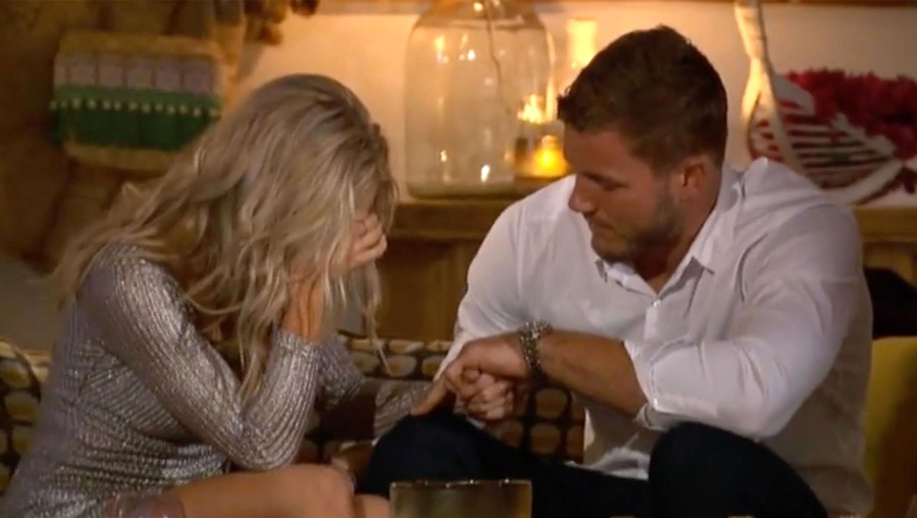 Cassie Tells Colton She's Not in Love, Quits the Show
