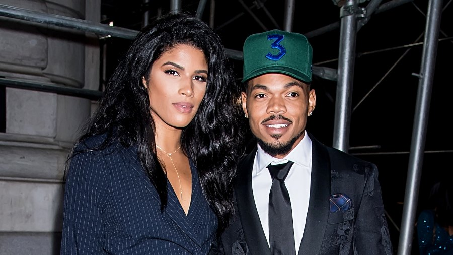 Chance-the-Rapper-Marries-Kirsten-Corley