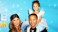 Chrissy Teigen Buys Daughter Luna a Pet Hamster Named Peanut Butter: John Legend 'Is Not Thrilled'