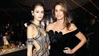 Cindy Crawford Learns Beauty Tips From Her 17-Year-Old Supermodel Daughter Kaia Gerber