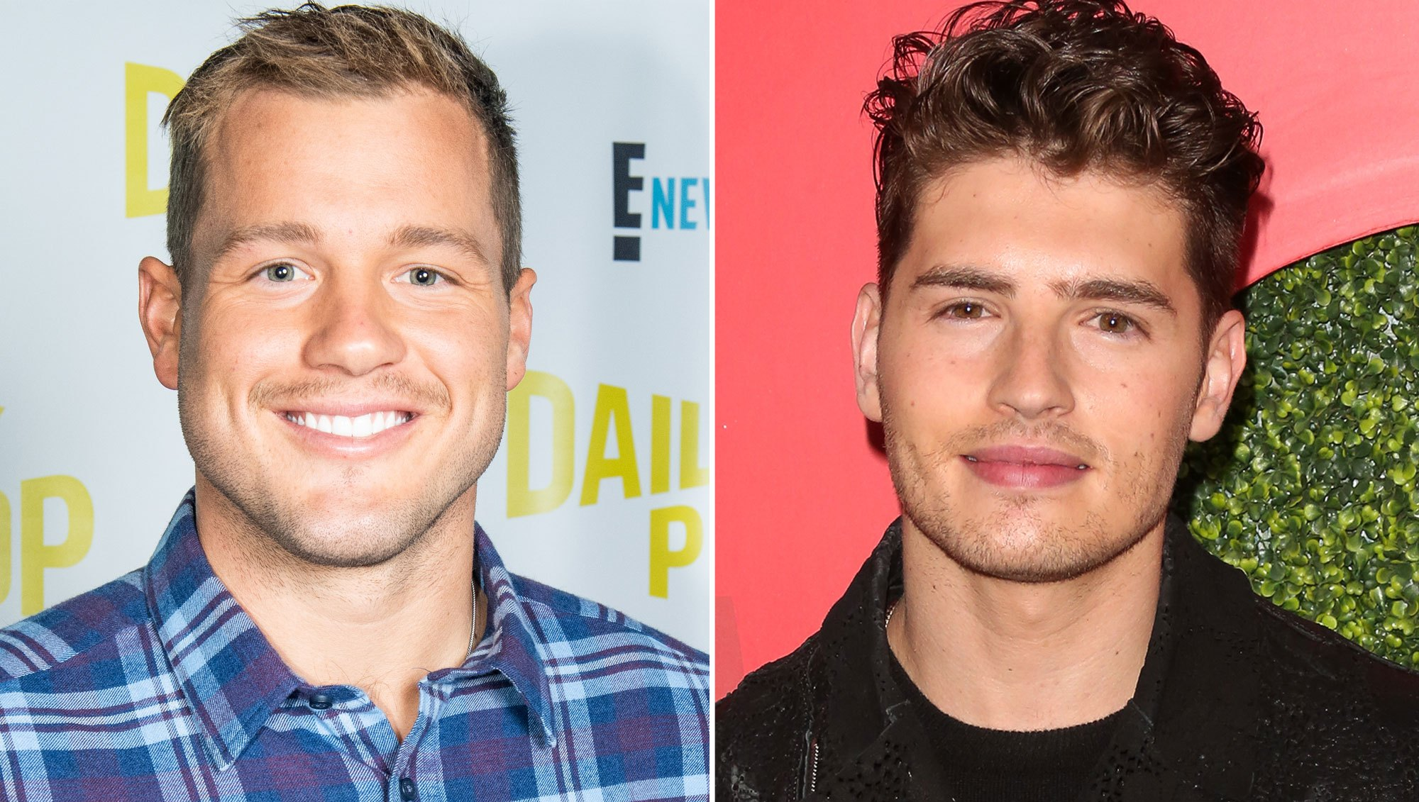 Colton Underwood, Gregg Sulkin Hit the Gym