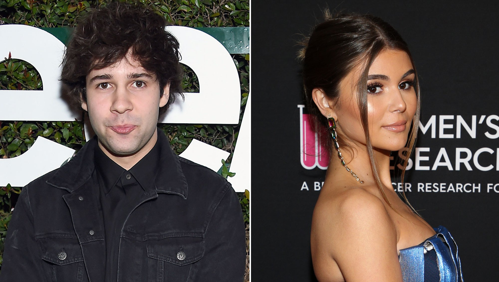 David Dobrik Is 'Definitely' Checking In With Olivia Jade Giannulli Amid College Scam: 'Everyone Makes Mistakes'