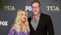 Dean McDermott Defends Tori Spelling Over Snack Snafu