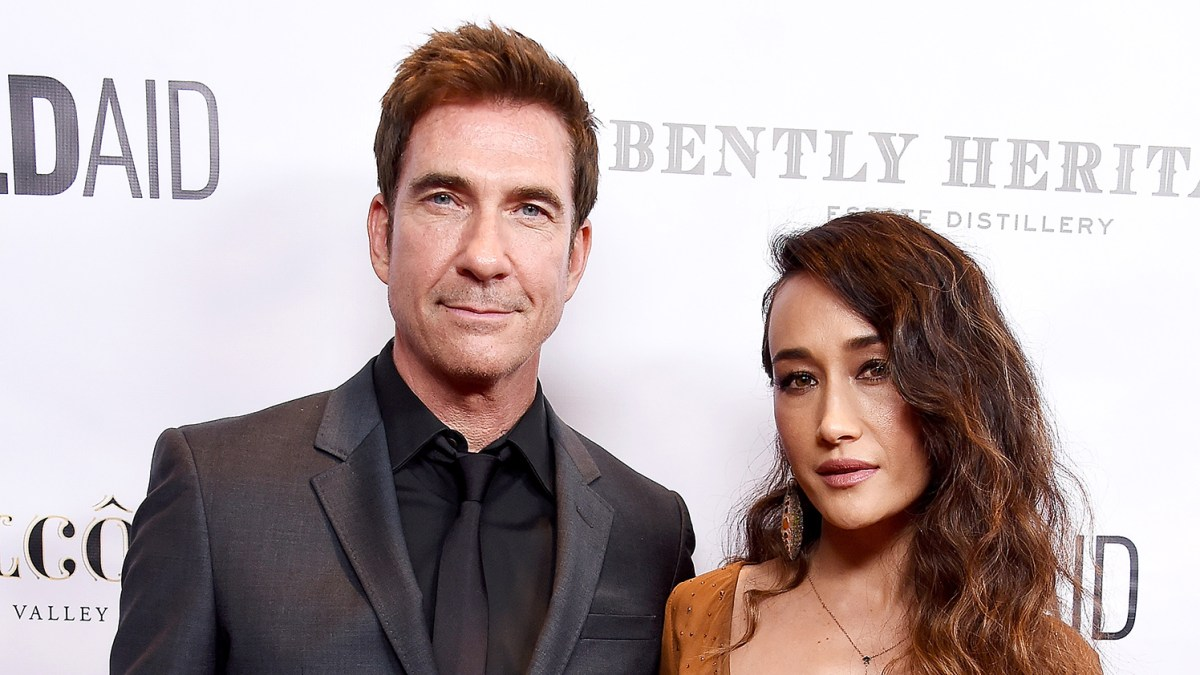 Dylan McDermott and Maggie Q Split After 4-Year Engagement