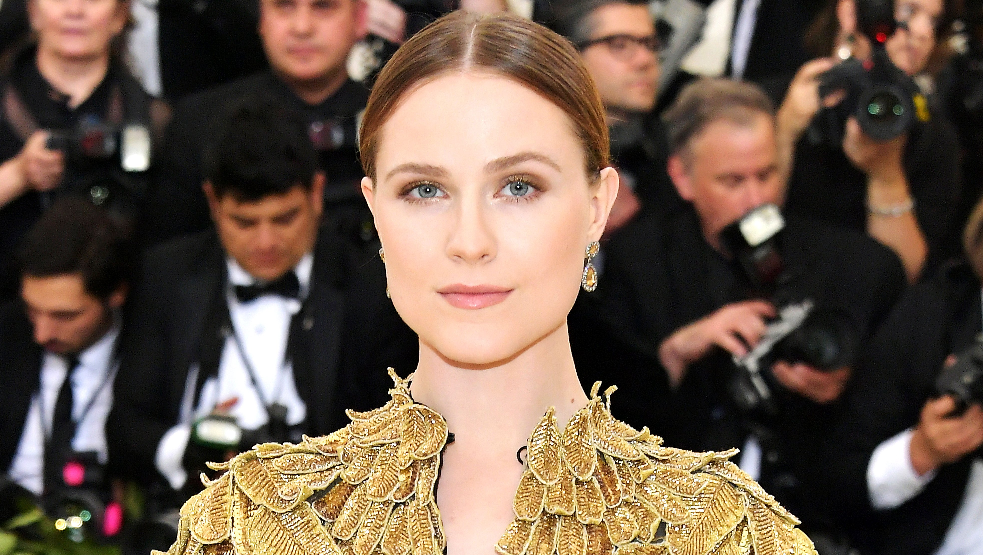 Evan Rachel Wood Opens Up About Abusive Relationship