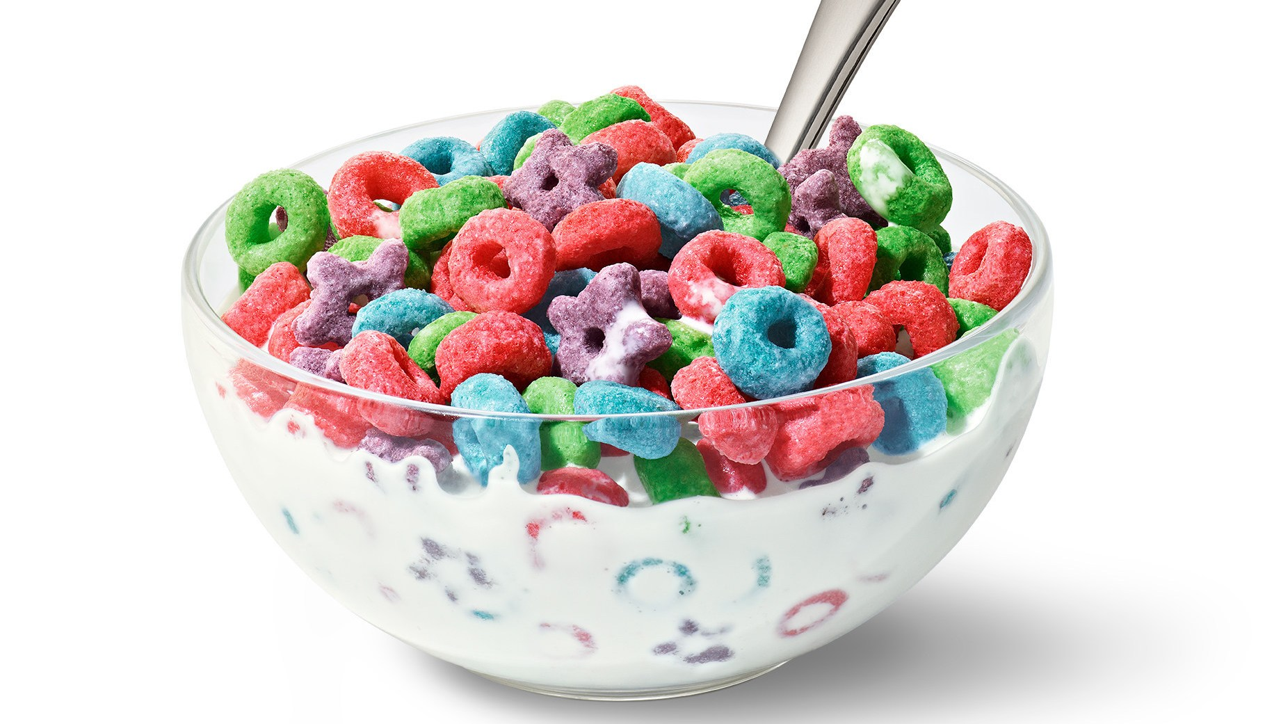 Kellogg's New Mermaid Froot Loops Are Completely Different Colors, But They're Only Available Here