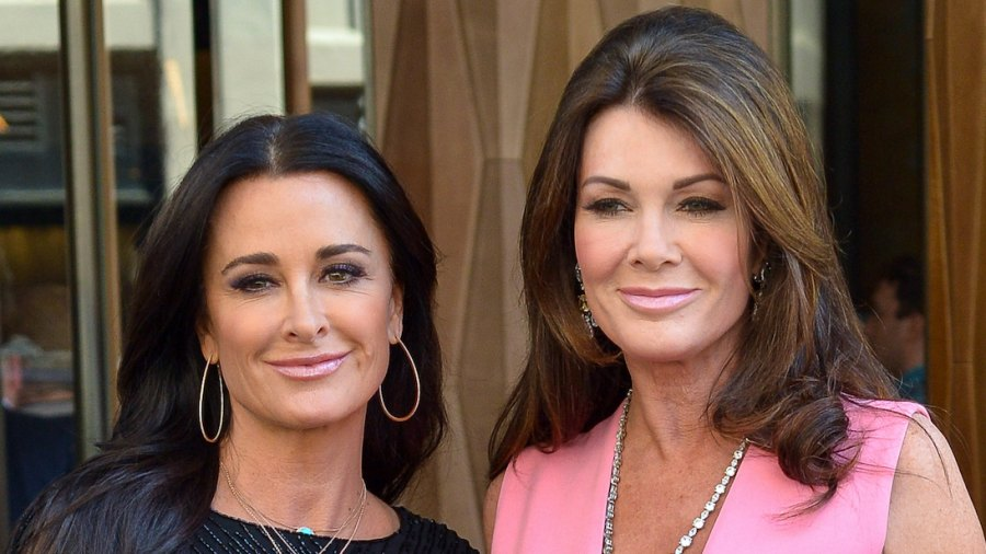 Lisa Vanderpump Says Her Friendship With Kyle Richards Is 'Finished'