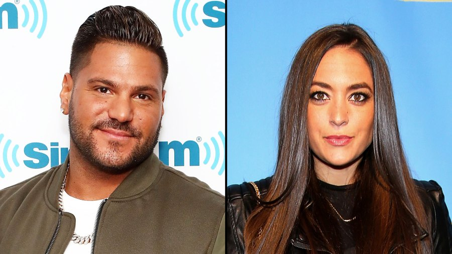 Have Jersey Shore's Ronnie Ortiz-Magro and Sammi 'Sweetheart' Giancola Been in Contact Since Her Engagement?