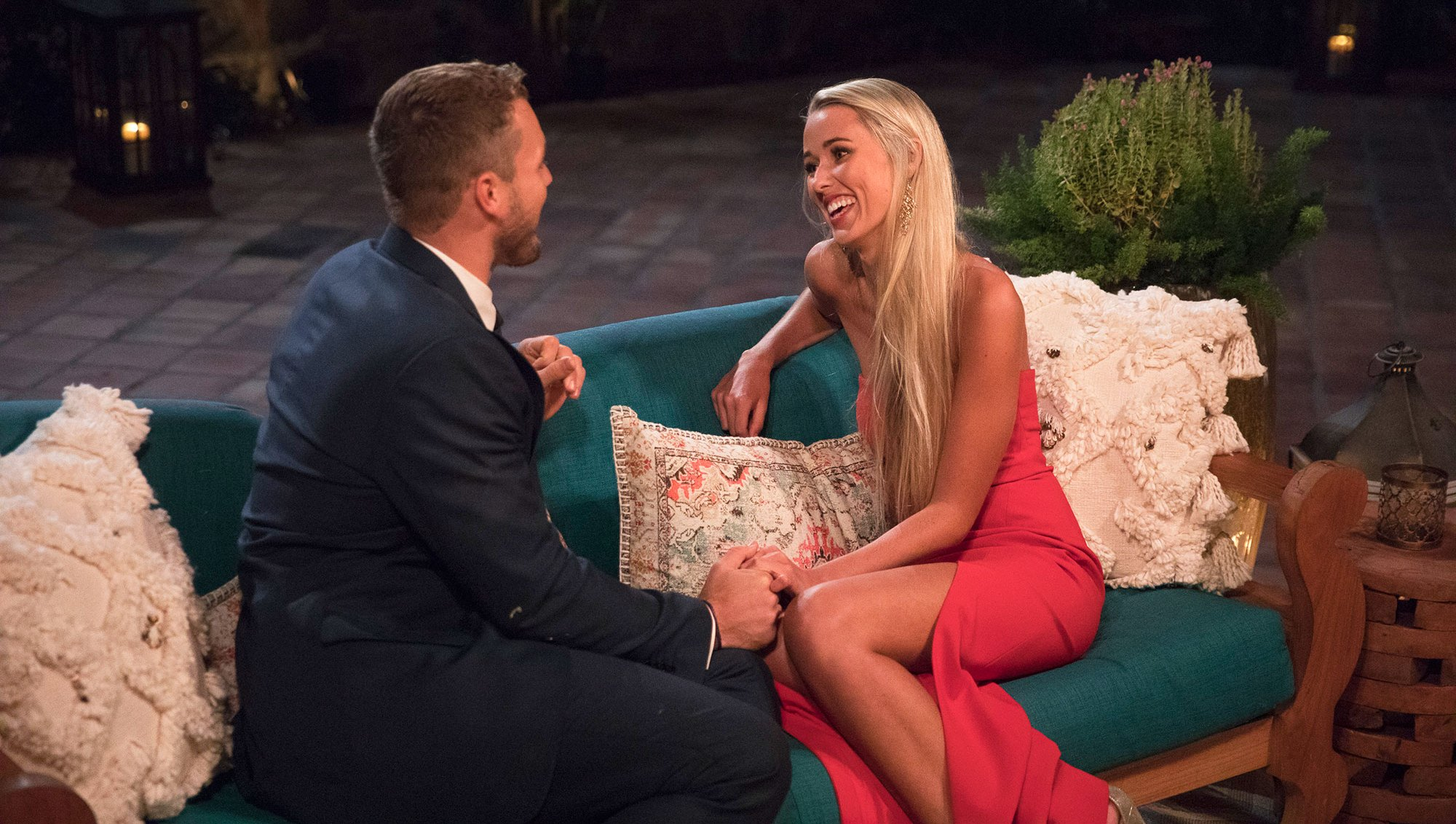Has The Bachelor's Heather Martin Kissed Anyone Since Colton Underwood?