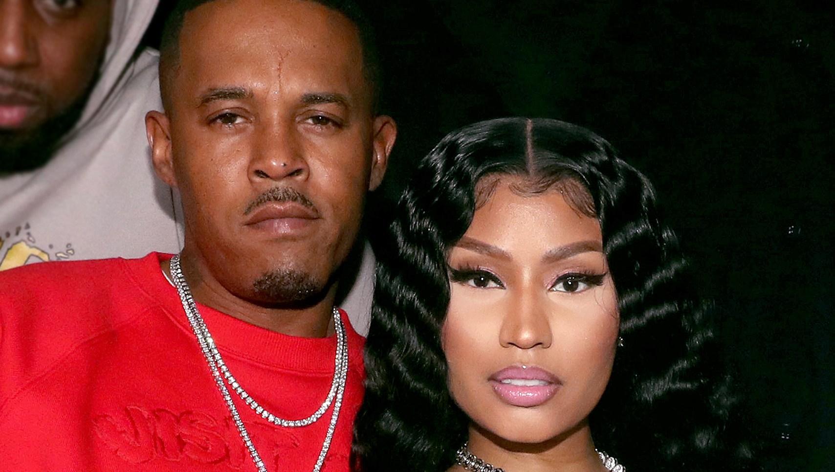 Hold Up! Did Nicki Minaj Secretly Marry Sex Offender Boyfriend Kenneth Petty?