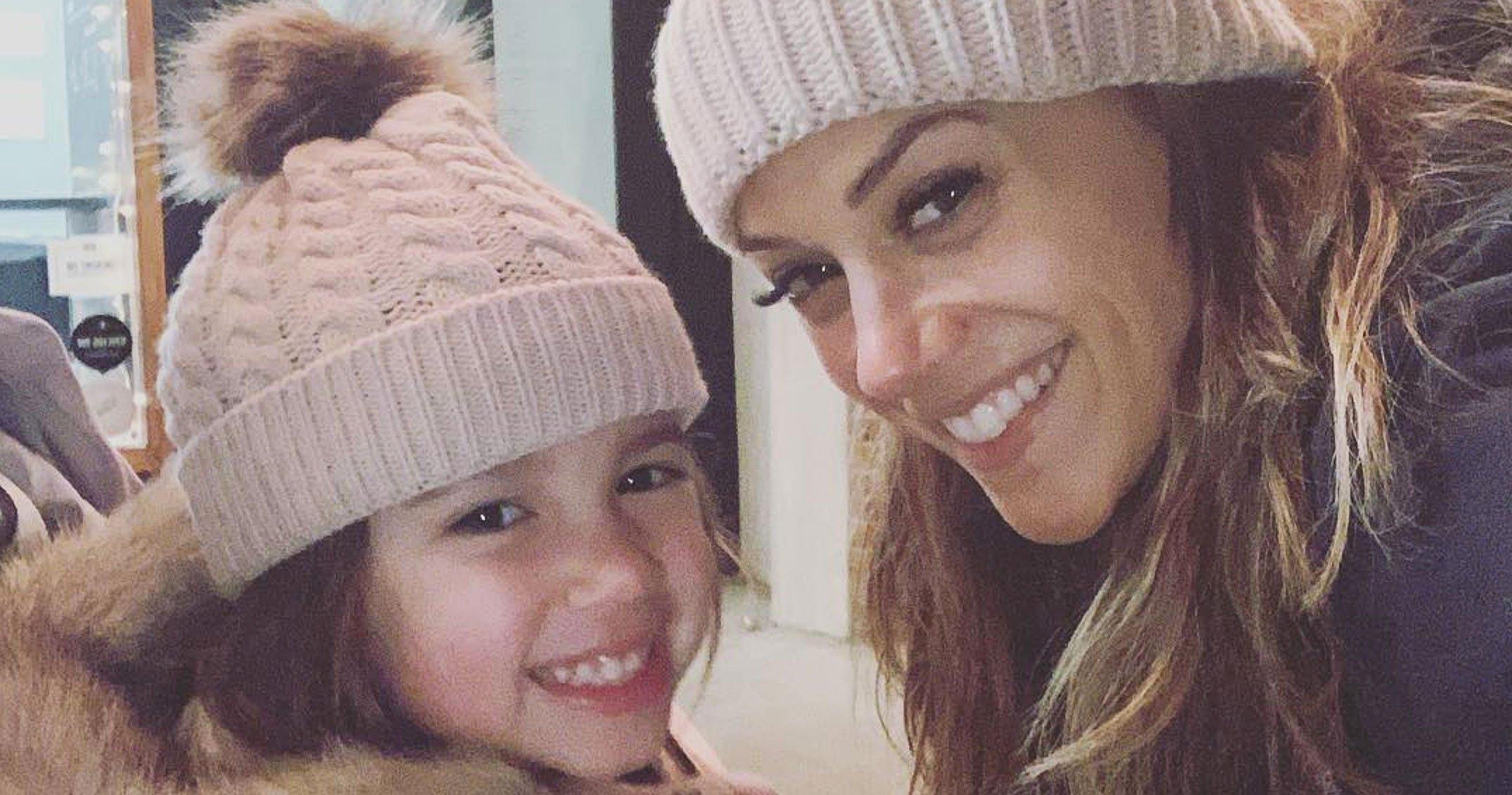 Jana Kramer Claps Back at Mom-Shamers After Daughter's Tantrum