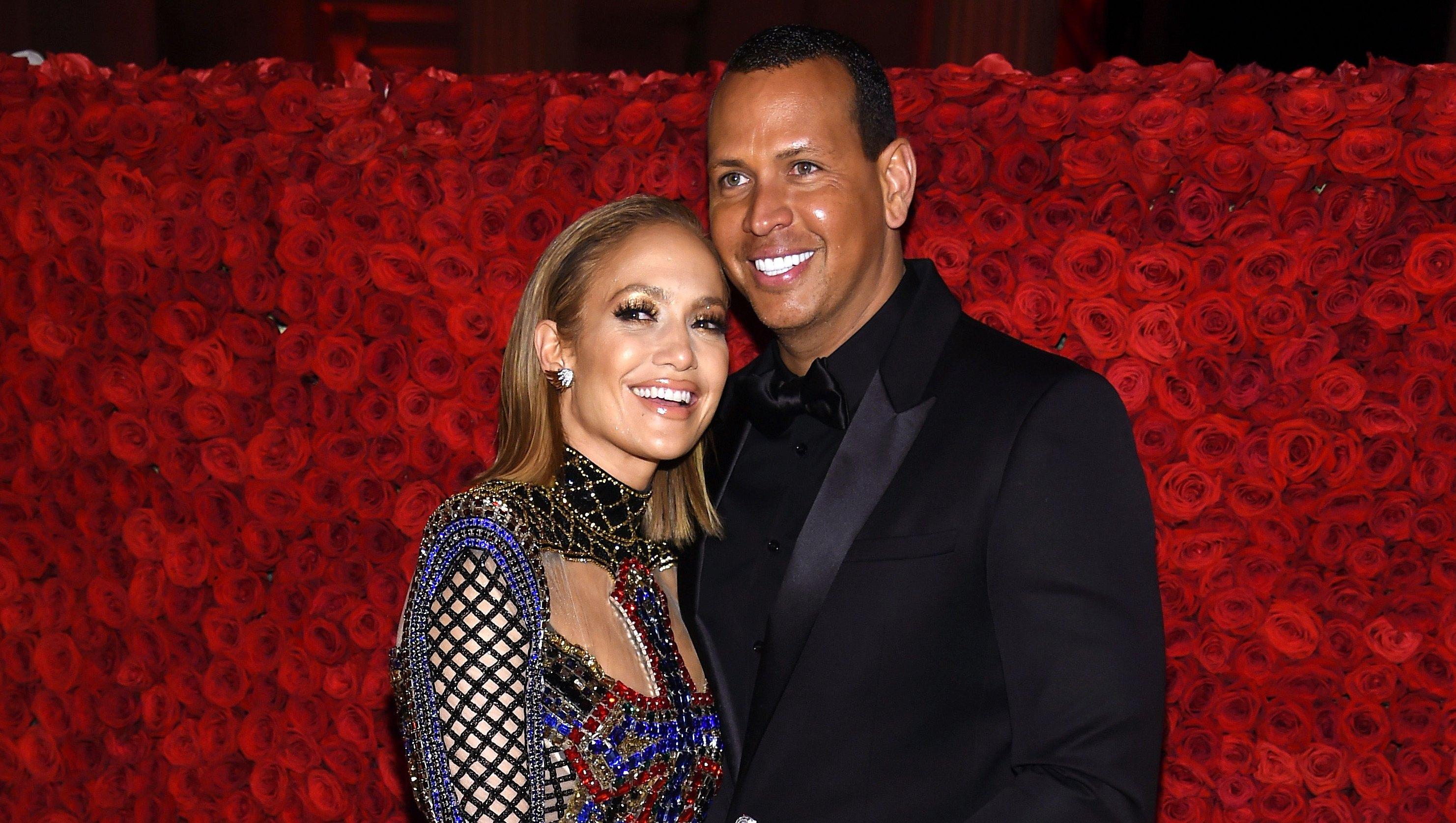 Jennifer Lopez and Alex Rodriguez Celebrity Engagements 2019