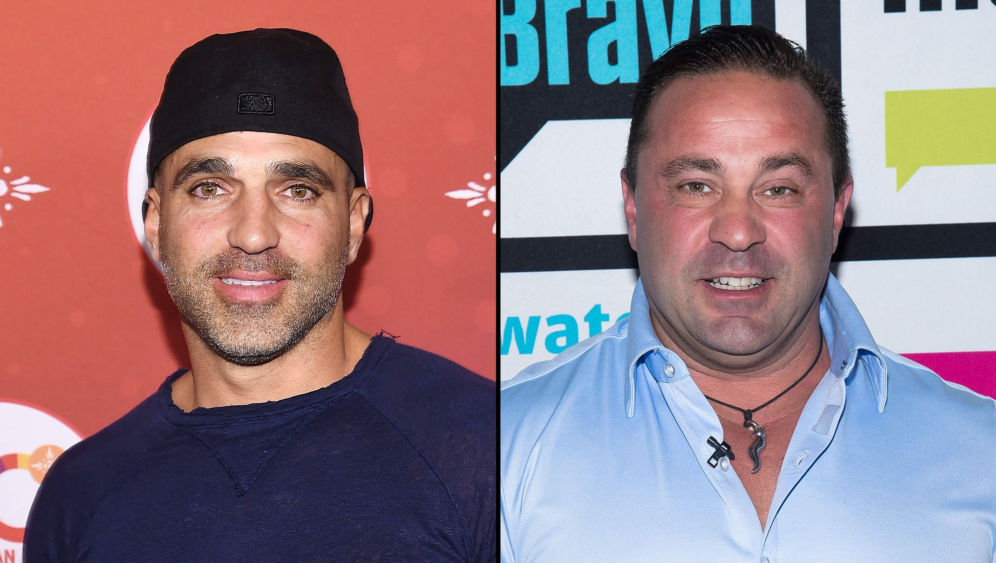 Joe Gorga Thinks 'It's a 50-50 Shot' Whether Joe Giudice Gets Out of Prison