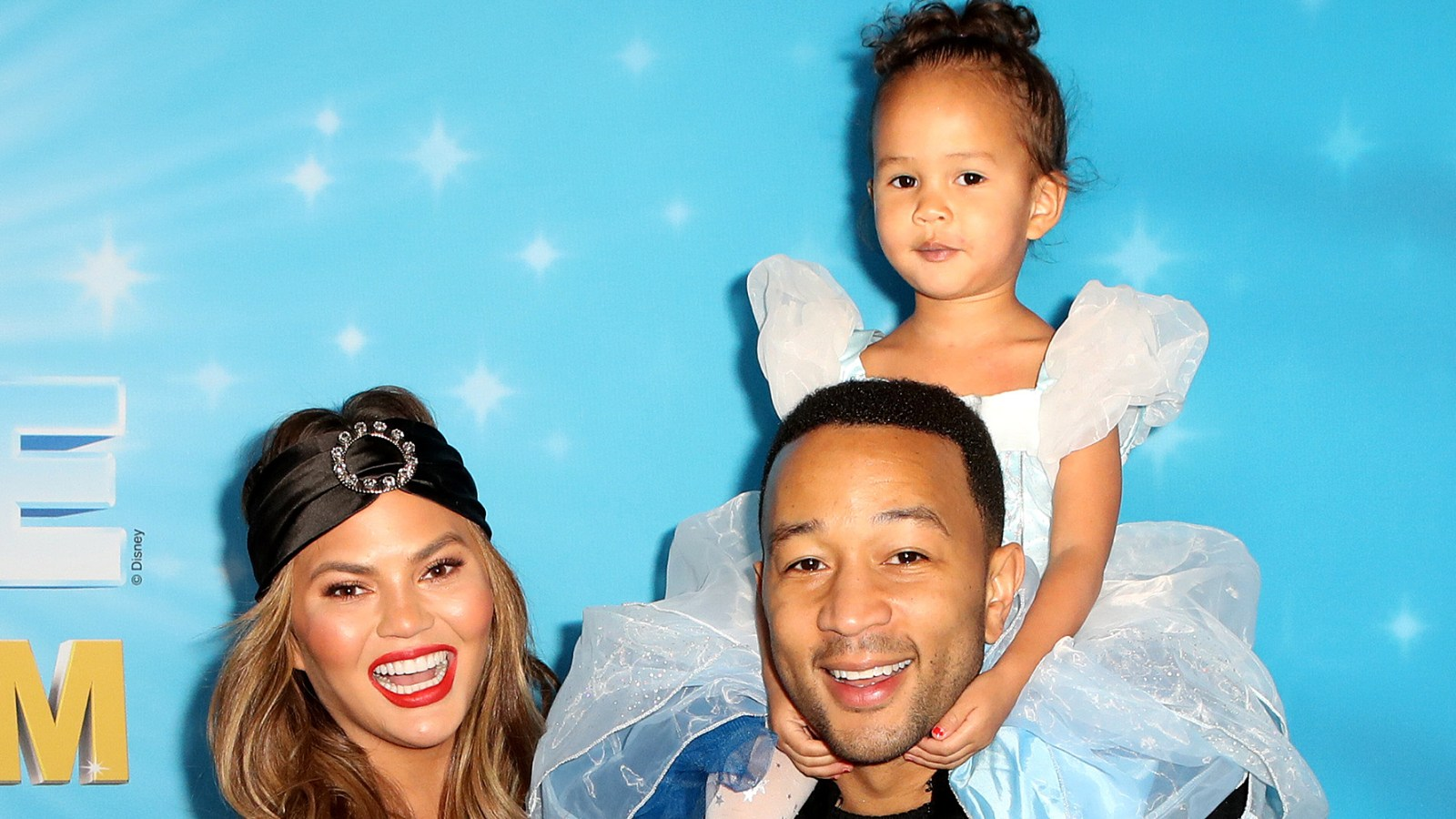 ea18edab1e John Legend Sings 'Baby Shark' With His 2-Year-Old Daughter Luna in an  Adorable Duet