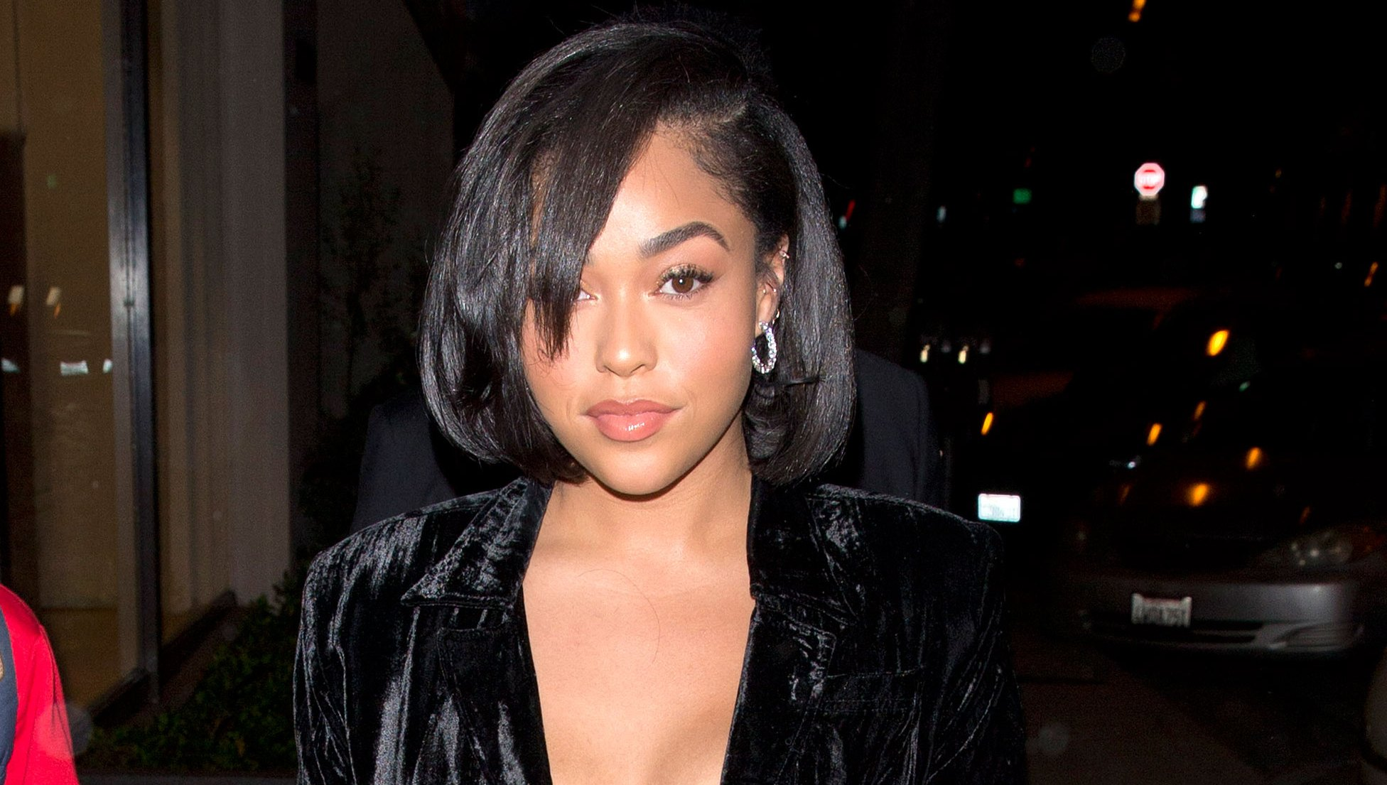 Jordyn Woods 'Walked in Confidently' to Post-Scandal Outing With Mom, Friends