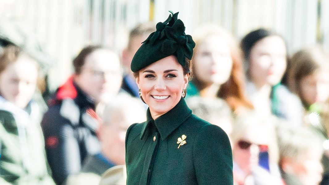 Kate Middleton's Fun St. Patrick's Day Ensemble Is Another Hit Outfit