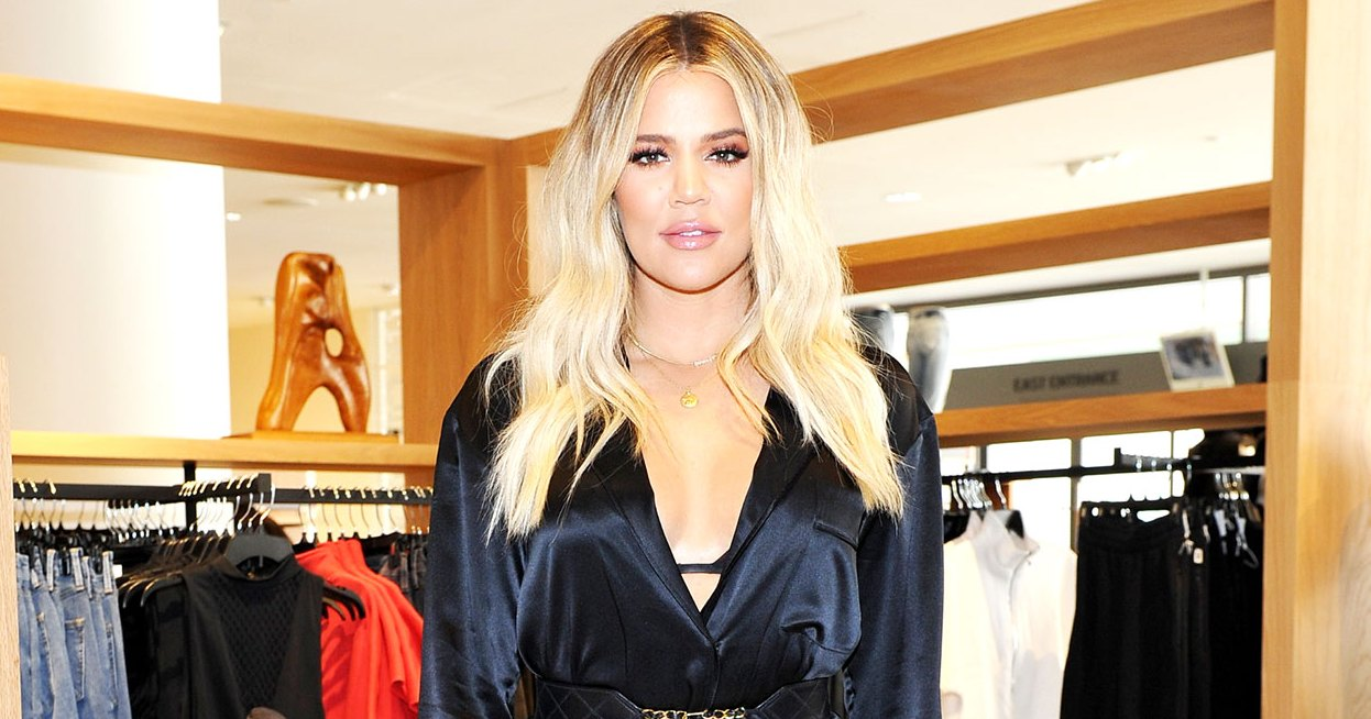 Khloe Kardashian Wants to Make Sure You to Find Your Perfect Jeans