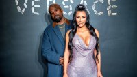 Kim Kardashian and Kanye West Are Working on Baby No. 4's Nursery, But Haven't Picked a Name
