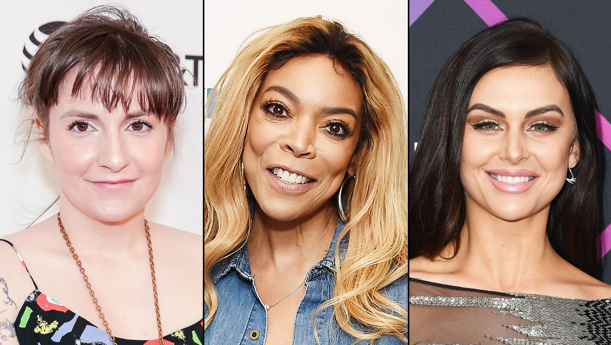 Lena Dunham Praises Sober Queens Wendy Williams Lala Kent