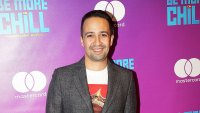 Lin-Manuel Miranda Was 'Nervous' to See 'Hamilton' With Harry and Meghan