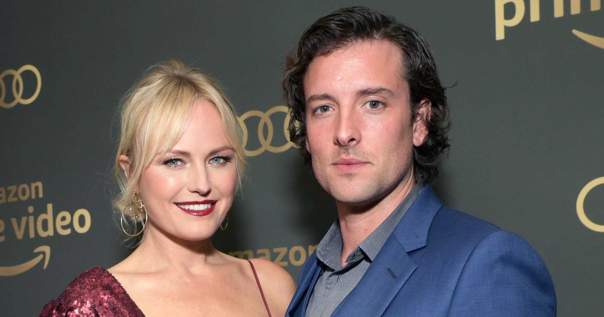 Malin Akerman, Jack Donnelly Show PDA in Front of Her Son