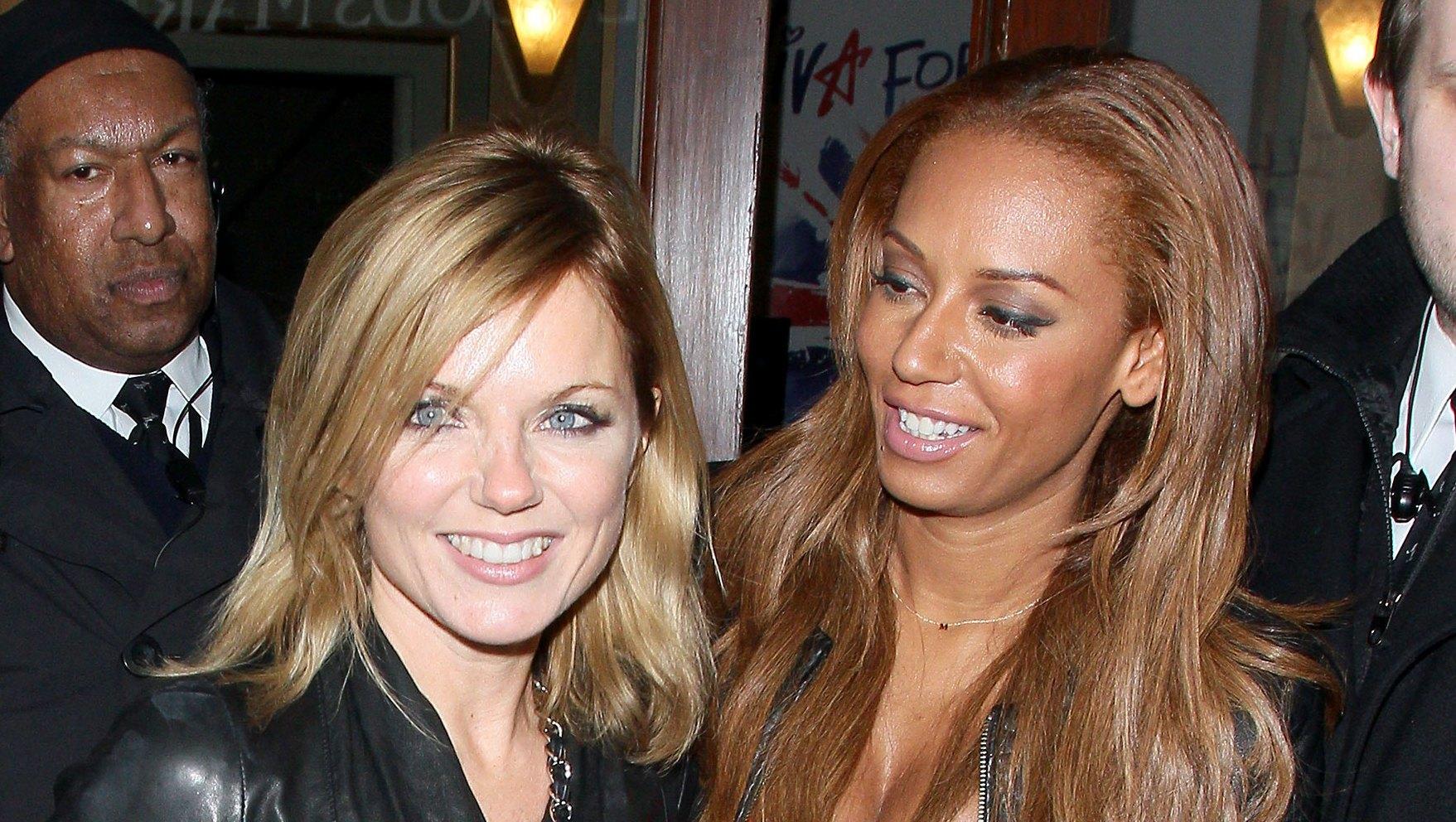 Mel B Downplays Claims She Had Sex With Spice Girl Geri Halliwell