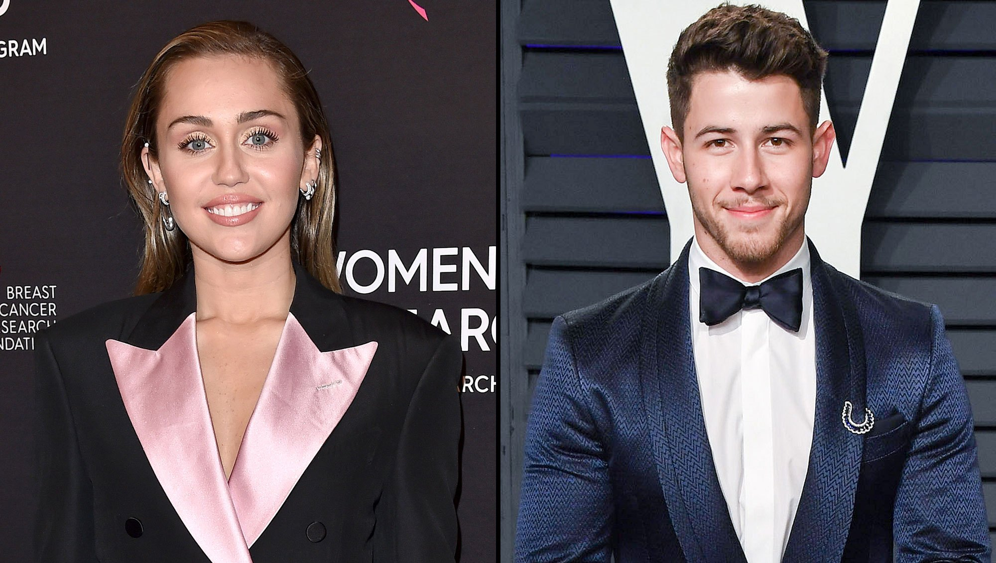 Miley Cyrus Shares Message From Ex Nick Jonas Praising Her for Her Throwback Pics