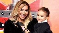 Naya Rivera and son Josey Hollis Dorsey