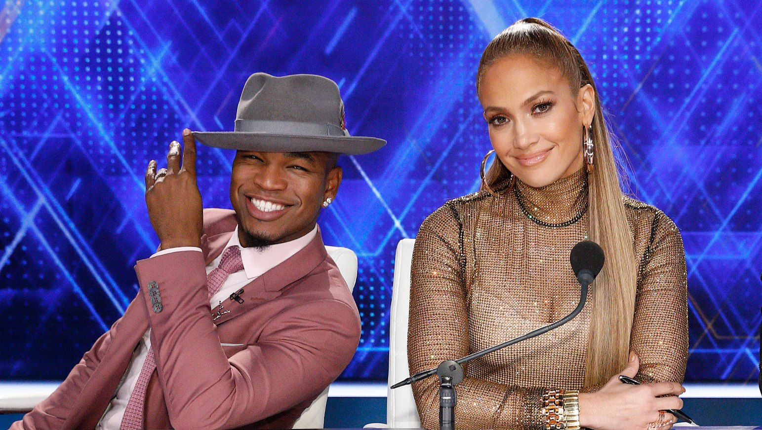 Ne-Yo Talks Jennifer Lopez, Alexander Rodriguez Engagement