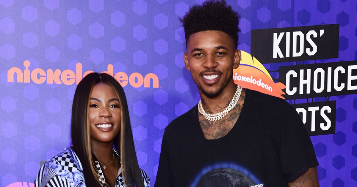 Nick Young Wants 'One More' Child With Girlfriend Keonna Green