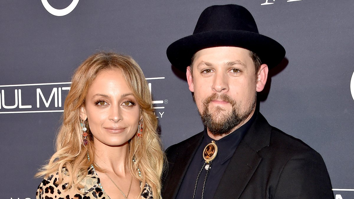 Nicole Richie Celebrates Husband Joel ...