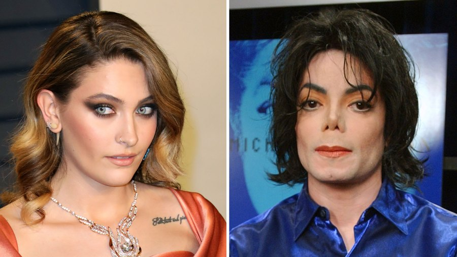 Paris Jackson Not My Role to Defend Dad Michael Jackson Leaving Neverland