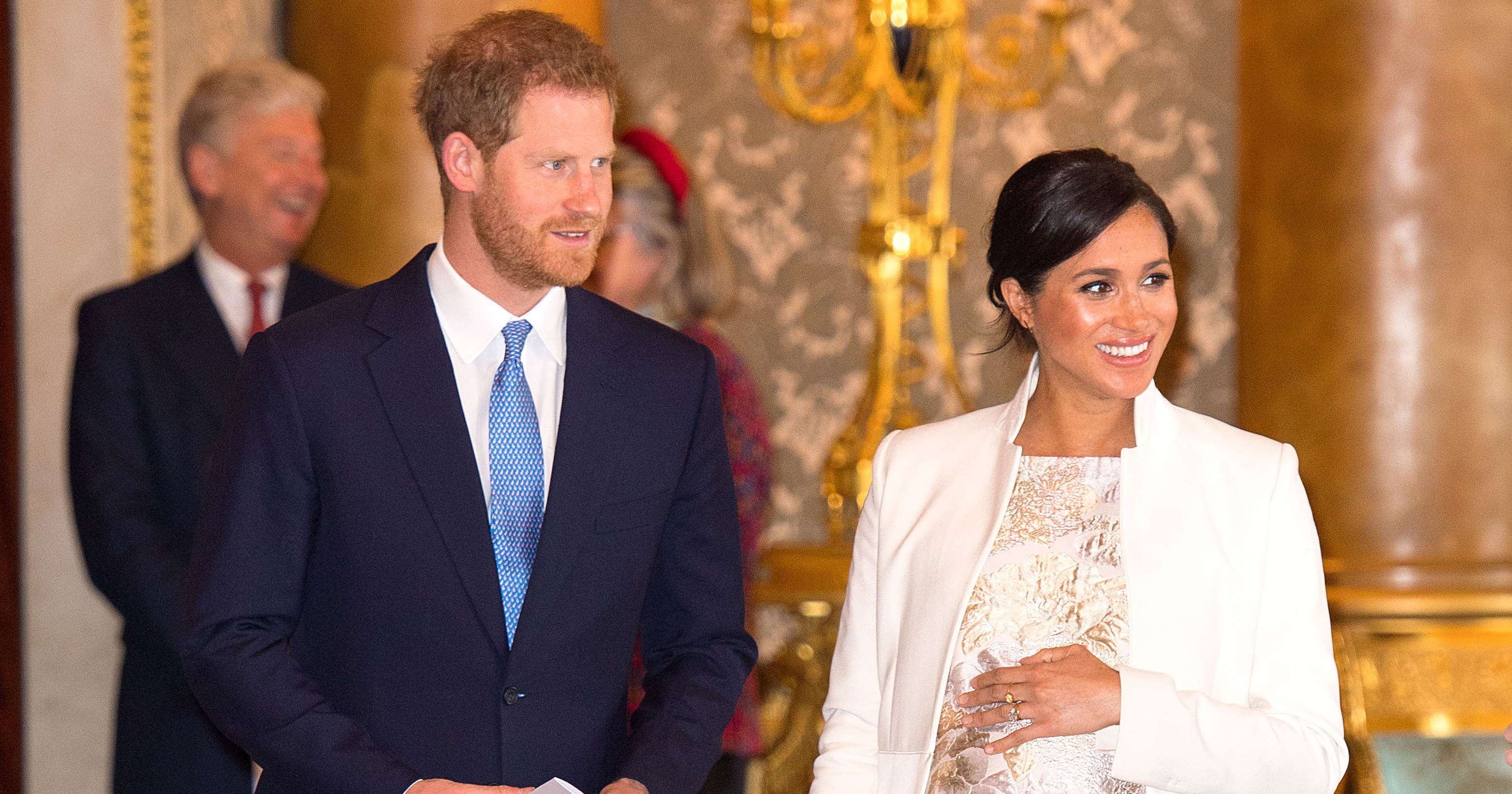 Pregnant Duchess Meghan Teases Due Date: 'We're Nearly There'