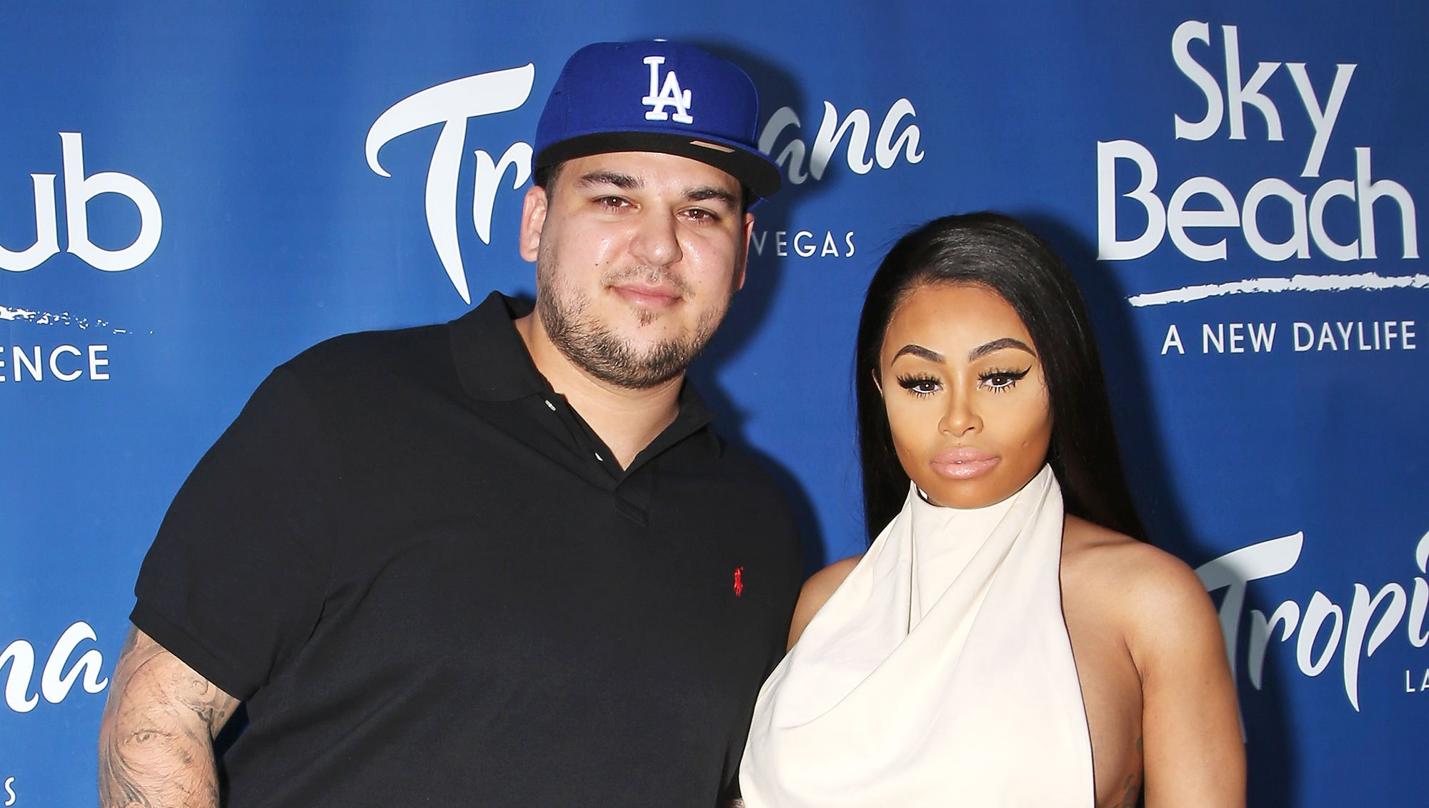 Rob Kardashian Blac Chyna Working Hard Better Relationship Coparenting Dream
