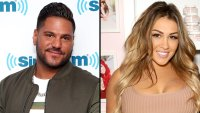 Ronnie Ortiz-Magro and Ex Jen Harley Reunite With Daughter Ariana at Party in Texas