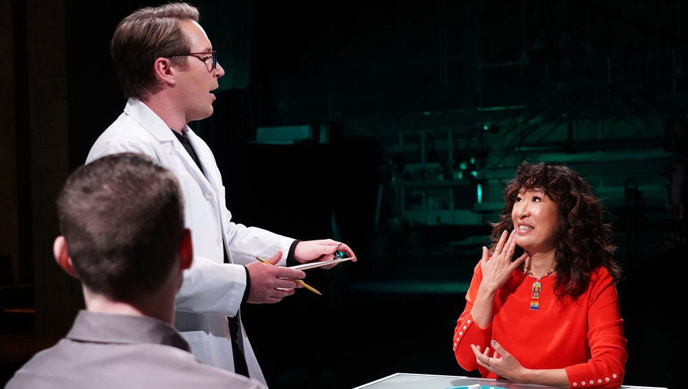 Saturday Night Live Sandra Oh