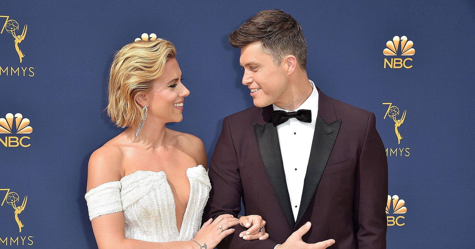 Colin Jost Who? Scarlett Johansson Jokes She's Dating Someone Else
