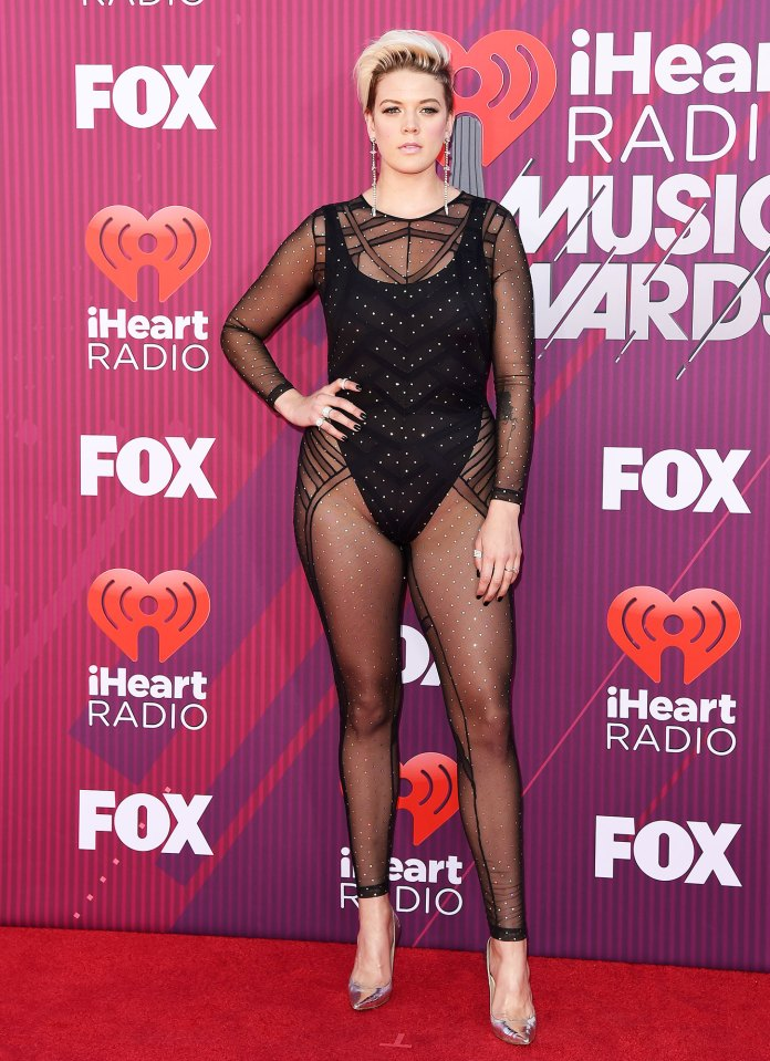 Betty Who See the Latest Stars to Rock the Nearly-Naked Dress Look