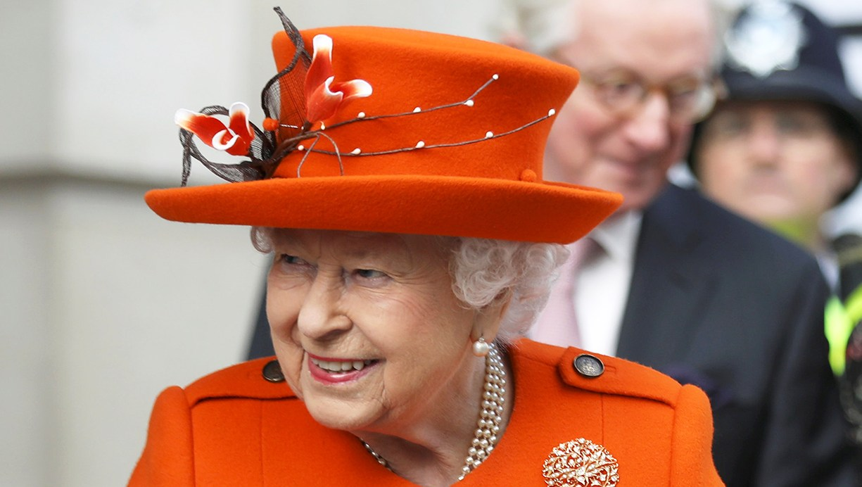 See the Queen's Very First Instagram Post