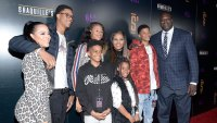 Shaq Talks Coparenting With Ex-Wife Shaunie