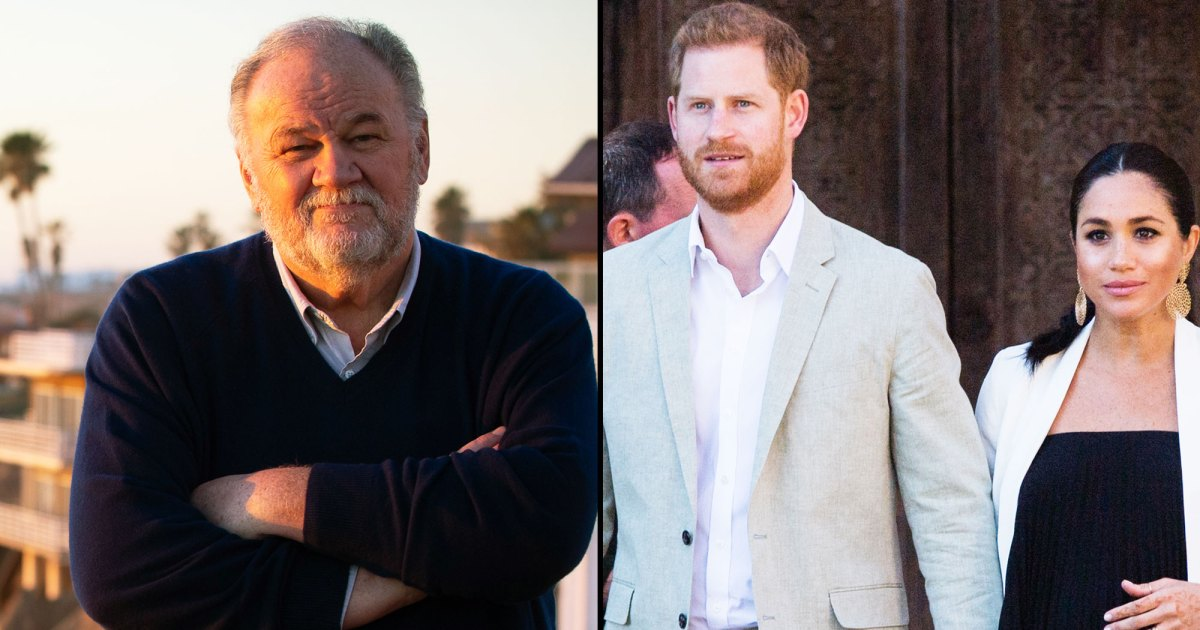 Thomas Markle Reacts to Duchess Meghan, Prince Harry's Royal Baby