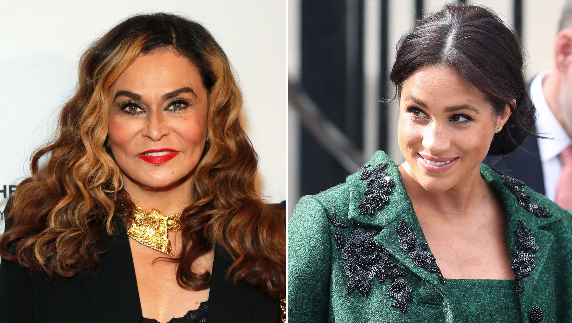 Tina Knowles Gushes Over 'Beautiful Intelligent Independent' Duchess Meghan