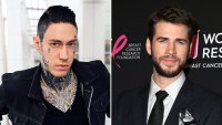 Trace Cyrus Loves Liam Hemsworth for Sister Miley Cyrus